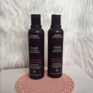 2 Aveda invati advanced™ exfoliating shampoo